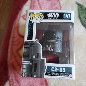 Funko pop Star Wars C2-B5 #147